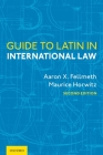 Guide to Latin in International Law Cover Image