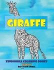 Zendoodle Coloring Books Baby Farm Animal - Animals - Giraffe Cover Image