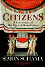 Citizens: A Chronicle of the French Revolution Cover Image
