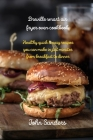 breville smart air fryer oven cookbook: healthy quick & easy recipes you can make in just minutes from breakfast to dinner Cover Image