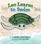 Leo Learns to Swim Cover Image
