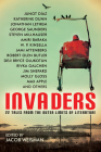 Invaders: 22 Tales from the Outer Limits of Literature Cover Image