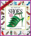 365 Days of Shoes 2013 Wall Calendar Cover Image