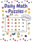 Daily Math Puzzles: Math Emoji Quiz to Challenge Your Mind Cover Image