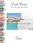 Cool Down - Livro para colorir para adultos: Creta Cover Image