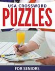 USA Crossword Puzzles For Seniors Cover Image
