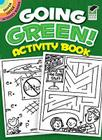 Going Green! Activity Book (Dover Little Activity Books) Cover Image