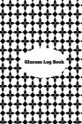 Glucose Log Book: Diabetes Log. 52 weeks. 6 x 9 inches. Abstract Design. Cover Image