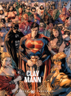 DC Poster Portfolio: Clay Mann Cover Image