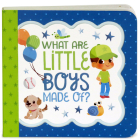 What Are Little Boys Made of (Little Bird Greetings) Cover Image