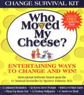 Who Moved My Cheese Change Survival Kit [With Change Survival Kit CDROM] Cover Image