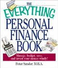 The Everything Personal Finance Book: Manage, Budget, Save, and Invest Your Money Wisely (Everything®) Cover Image