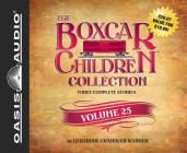 The Boxcar Children Collection Volume 25: The Gymnastics Mystery, The Poison Frog Mystery, The Mystery of the Empty Safe Cover Image