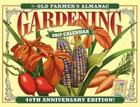 The Old Farmer's Almanac 2017 Gardening Calendar Cover Image