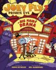 Big Hairy Drama (Joey Fly, Private Eye, Book 2) Cover Image