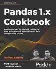 Pandas 1.x Cookbook - Second Edition Cover Image
