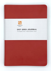 Dot Grid Journal - Ruby (Dot Grid Journals) Cover Image