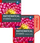 Ib Mathematical Studies Print and Online Course Book Pack: Oxford Ib Diploma Program Cover Image