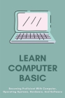 Learn Computer Basic: Becoming Proficient With Computer, Operating Systems, Hardware, And Software: Cloud Storage Cover Image