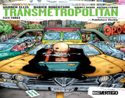 Transmetropolitan Book Three Cover Image