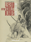 Legend of the Scarlet Blades Cover Image