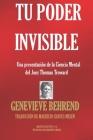 Tu Poder Invisible Cover Image