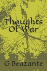 Thoughts Of War. Cover Image