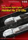 Heinkel He 219 Uhu: The German Night Fighter (Topdrawings) Cover Image