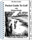 Pocket Guide to Golf Cover Image