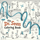 The Dr. Seuss Coloring Book Cover Image