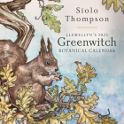 Llewellyn's 2022 Greenwitch Botanical Calendar Cover Image