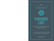 John Milton's Paradise Lost (The Connell Guide To ...) Cover Image