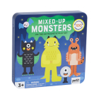 Mix + Match Monsters Magnetic Play Set Cover Image