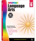 Spectrum Language Arts, Grade 6 Cover Image