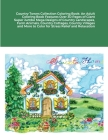 Country Towns Collection Coloring Book: An Adult Coloring Book Features Over 30 Pages of Giant Super Jumbo Mega Designs of Country Landscapes, Farm An Cover Image