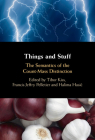 Things and Stuff: The Semantics of the Count-Mass Distinction Cover Image