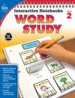 Interactive Notebooks Word Study, Grade 2 Cover Image