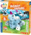 Kids 1st Robot Safari Intro [With Battery] (Kids First) Cover Image