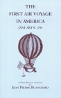 The First Air Voyage in America: January 9, 1793: A First Person Account Cover Image