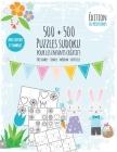 Livre de sudoku des saisons pour les enfants créatifs: livre de sudoku avec 500 chiffres et le symbole sudokus -difficulté très facile à difficile - + Cover Image