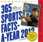 Official 365 Sports Facts-a-Year 2012 Calendar Cover Image