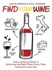 Find Your Wine: A fun and easy guide to selecting the right wine, every time Cover Image