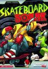 Skateboard Sonar (Sports Illustrated Kids Graphic Novels) Cover Image