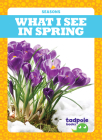 What I See in Spring (Seasons) Cover Image