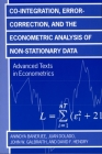 Co-Integration, Error Correction, and the Econometric Analysis of Non-Stationary Data Cover Image