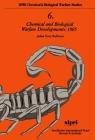 Chemical and Biological Warfare Development: 1985 (Sipri Chemical & Biological Warfare Studies #6) Cover Image