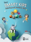Super Smart Kids: Coloring and Activity Book. Cover Image