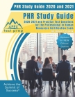 PHR Study Guide 2020 and 2021: PHR Study Guide 2020-2021 and Practice Test Questions for the Professional in Human Resources Certification Exam [3rd Cover Image