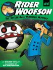 The Soccer Ball Monster Mystery (Rider Woofson #6) Cover Image