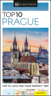 DK Eyewitness Top 10 Prague (Pocket Travel Guide) Cover Image